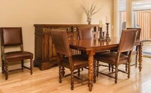 Stanley Santa Barbara Dining Room Set