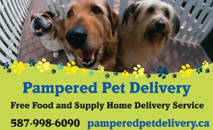 Pampered Pet Delivery