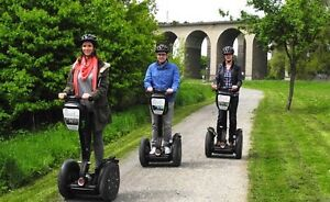 Segway I2 personal electric scooter