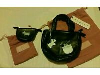 Radley Stowaway Mini Double Handle Grab Bag with Coin Purse