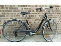 Unisex/Ladies bike. Classic/Duch style bicycle