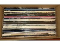 Ageing Rocker Record Collection