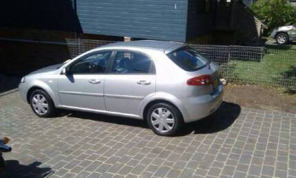 Selling Holden Viva JF 2006 automatic