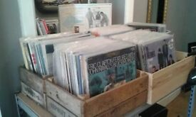 Wanted - Your Old Record Collections - Cash Paid!