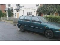 Rare Volkswagen polo, very good reliable engine, new MOT, just been fully serviced.