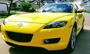2004 Mazda RX-8 Low km's