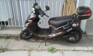 Geo Electric scooter