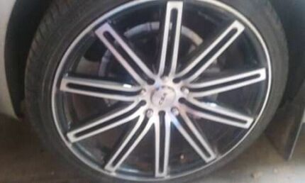"20""ich csa rims Port Wakefield Wakefield Area Preview"