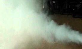 Smoke Fog Machine High Power Wireless Remote System With Fluid Dj Club Stage Show Band For Lighting