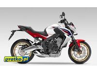 honda cb 650 cc 2014