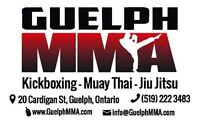 Guelph MMA - Try a Class for Free!!