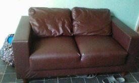 2 seater sofa / settee Ikea
