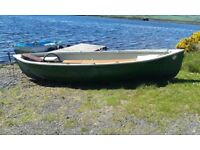 GRP Trout or Pike Fishing Boat For Sale...