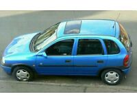 Vauxall corsa 1.4 drives perfect no mot read ad