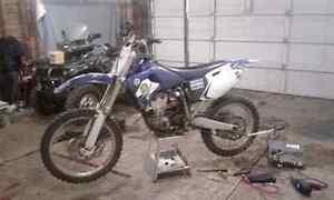 Used 2002 Yamaha YZF
