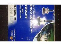 power solar light lamp fresh