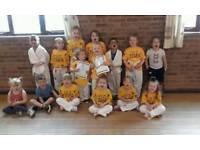 TigerTastic Karate 3+ now enrolling