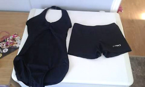 Dance body suit and shirtst