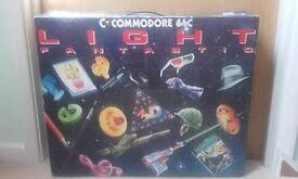 Commodore 64 Light Fantastic vintage games console