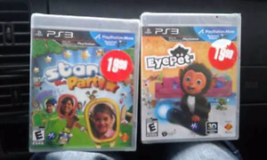 2 Brand New PS3 Games