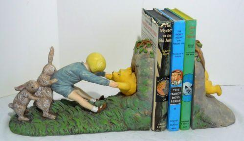 Classic Pooh Bookends Ebay