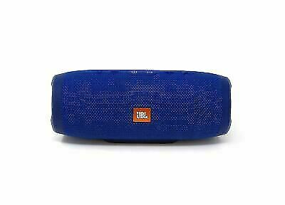charge 3 waterproof portable bluetooth speaker blue