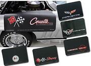 C4 Corvette Fender