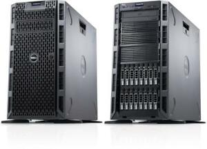 Dell PowerEdge T320 Rackable 5U Tower Server(Xeon E5Quad Core/8G/1TB)$650!