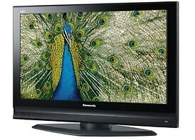 BARGAIN Panasonic TH37PX70 37' HD READY TV. FULL WORKING ORDER, SOLD AS SEEN