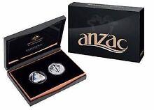 Royal Australian Mint ANZAC Commemorative Coins Blackmans Bay Kingborough Area Preview