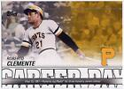 2012 Topps Cards Roberto Clemente