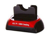 All in 1 HDD Docking Station - 2.5 Inch & 3.5 Inch, SATA & IDE C