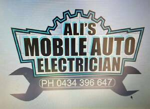HIGHLY SKILLED MOBILE AUTO ELECTRICIAN/ MECHANIC Marsden Logan Area Preview