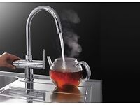 Franke Minerva 3 in 1 Kettle Kitchen Mixer Tap(Filter / boiler) Chrome