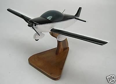 Used, CH-601 Zodiac Zenair Airplane Desk Wood Model Big New   for sale  Shipping to Canada
