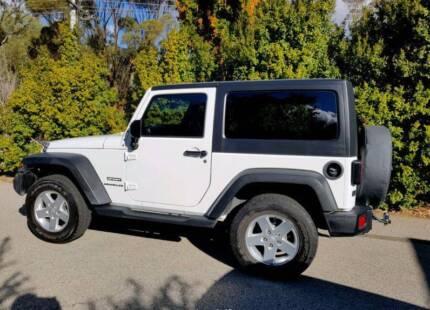 2014 Jeep Wrangler **12 MONTH WARRANTY**
