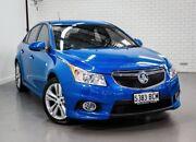 2013 Holden Cruze Perfect Blue Manual Sedan Hendon Charles Sturt Area Preview