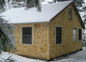 White Cedar Siding Shingles (Booking for spring /summer)