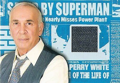 SUPERMAN RETURNS PERRY WHITE'S 3-PIECE SUIT COSTUME - Superman White Costume