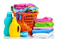 Laundry and Linen pick up and home delivery service!