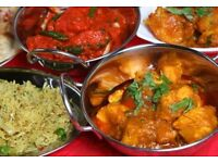 Experience Indian Chefs and Kitchen team required for Exciting New Business