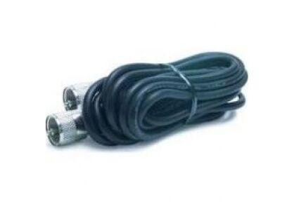 2+Meter+RG58+Patch+Cable+with+2+x+PL259+for+Vesper+AIS+SP160+Splitter+etc+