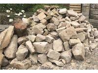 York Stone blocks - approx 10 tonnes