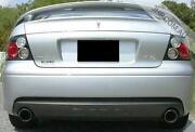 GTO Rear Bumper