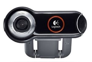 Webcam  -   Logitech Pro 9000 Internet Camera