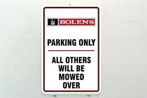VINTAGE-Bolens-Logo-Lawn-and-Garden-Farm-Tractor-Metal-Parking-Sign