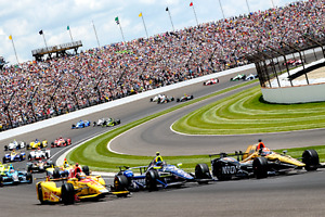 Indianapolis 500 Tickets - 101'st  Running May 28,  2017