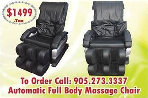 Great Deals Automatic full body massage chair