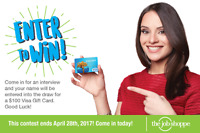 50+ General Labourers - up to $14/hr | Interview To Win!!