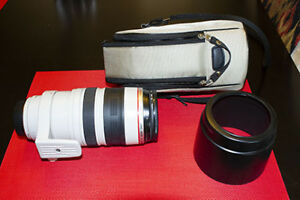 Canon EF 100-400f/4.5-5.6L IS  lens